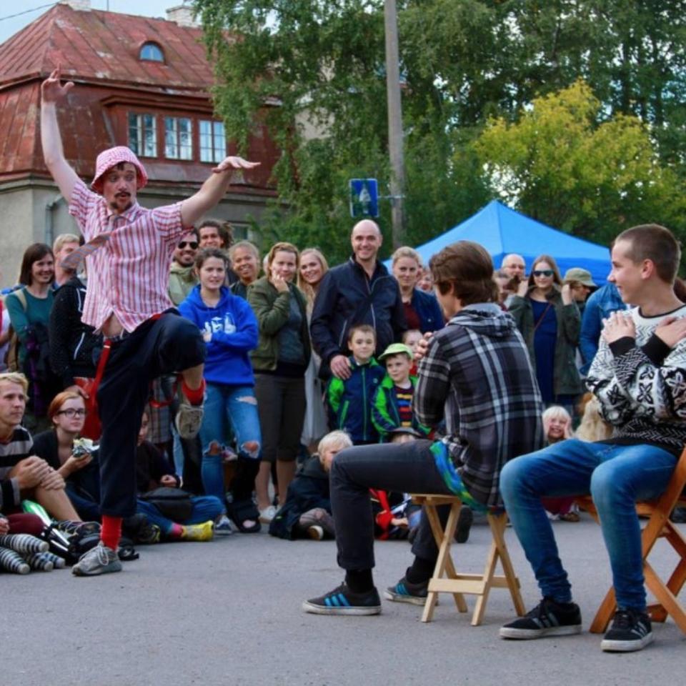 Photo + Nora Aleksandra Tsahkna + Tallinn, Estonia