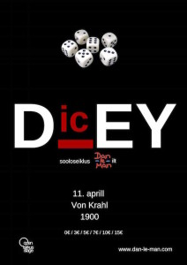 Dicey Poster