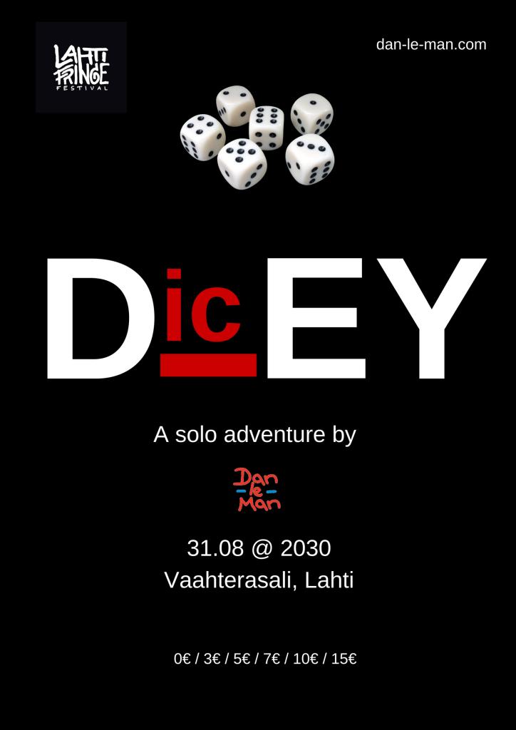 Dicey Lahti Fringe 2018